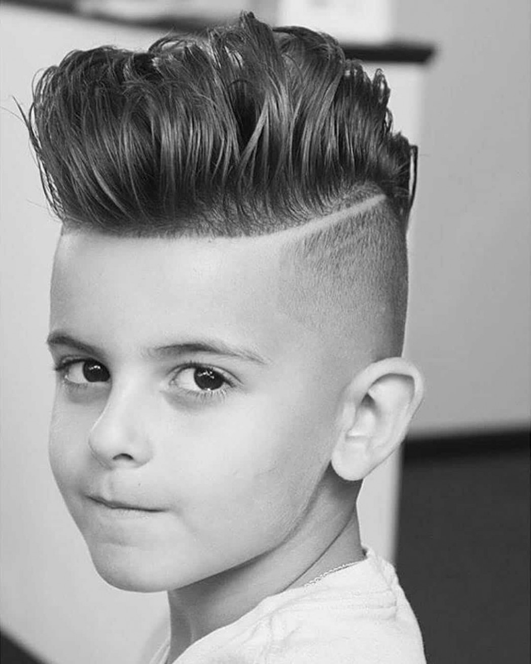 11 Best Boys' Long Hairstyles - For Your Kid (11)