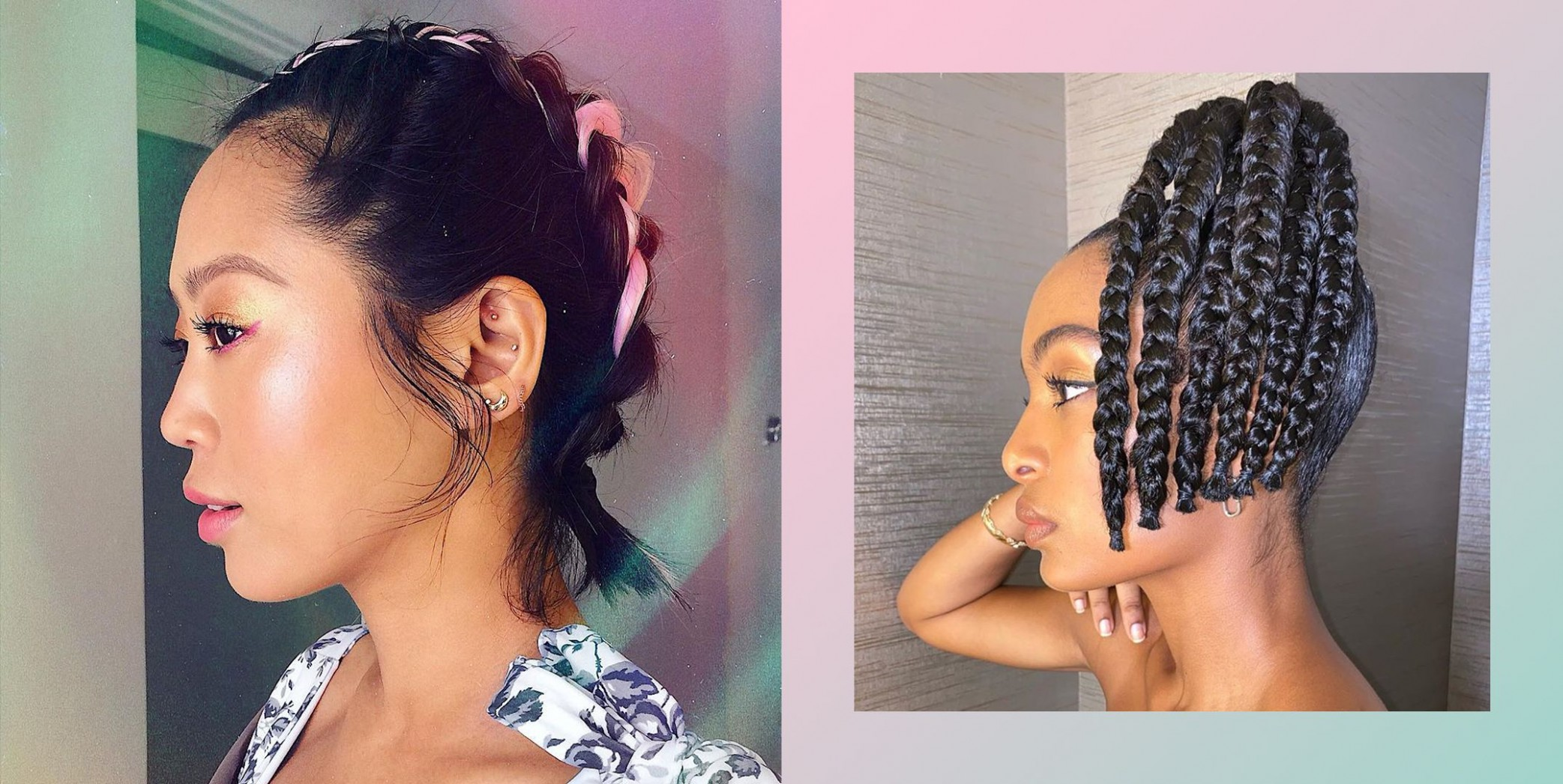11 Best Braided Hairstyles And Ideas On How To Braid In 11 2 Long French Braids