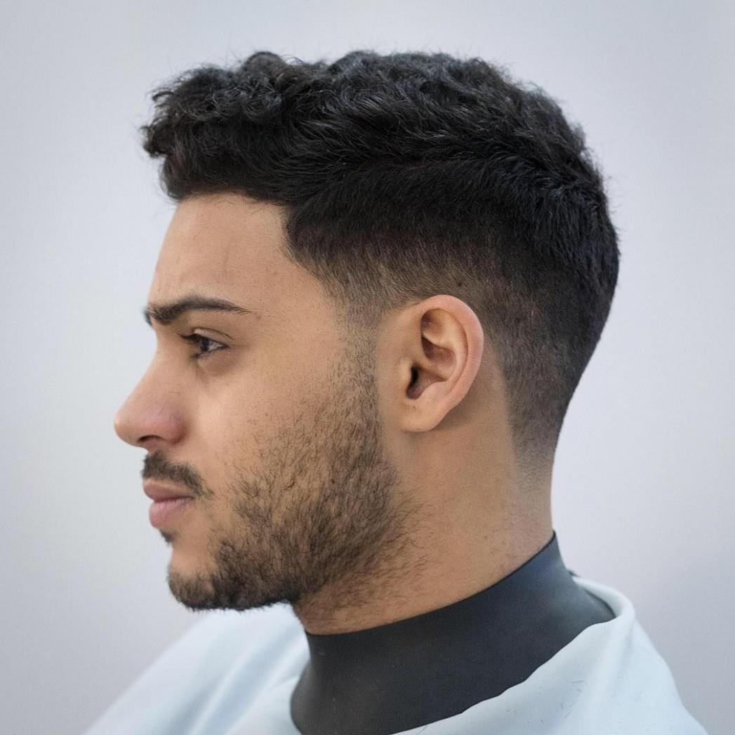 11 Best Curly Hair Haircuts & Hairstyles For Men (11 Update Good Haircut For Curly Hair