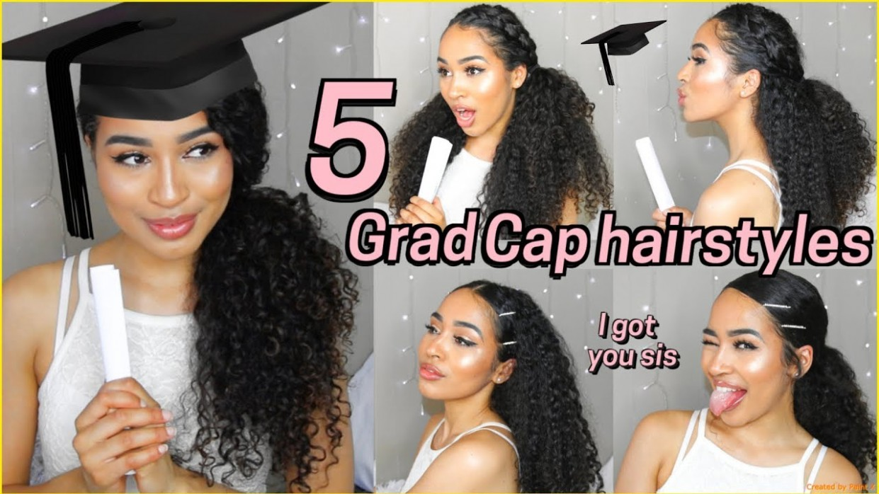 11 BEST GRADUATION HAIRSTYLES FOR CURLY HAIR Lana Summer Graduation Hairstyles For Curly Hair