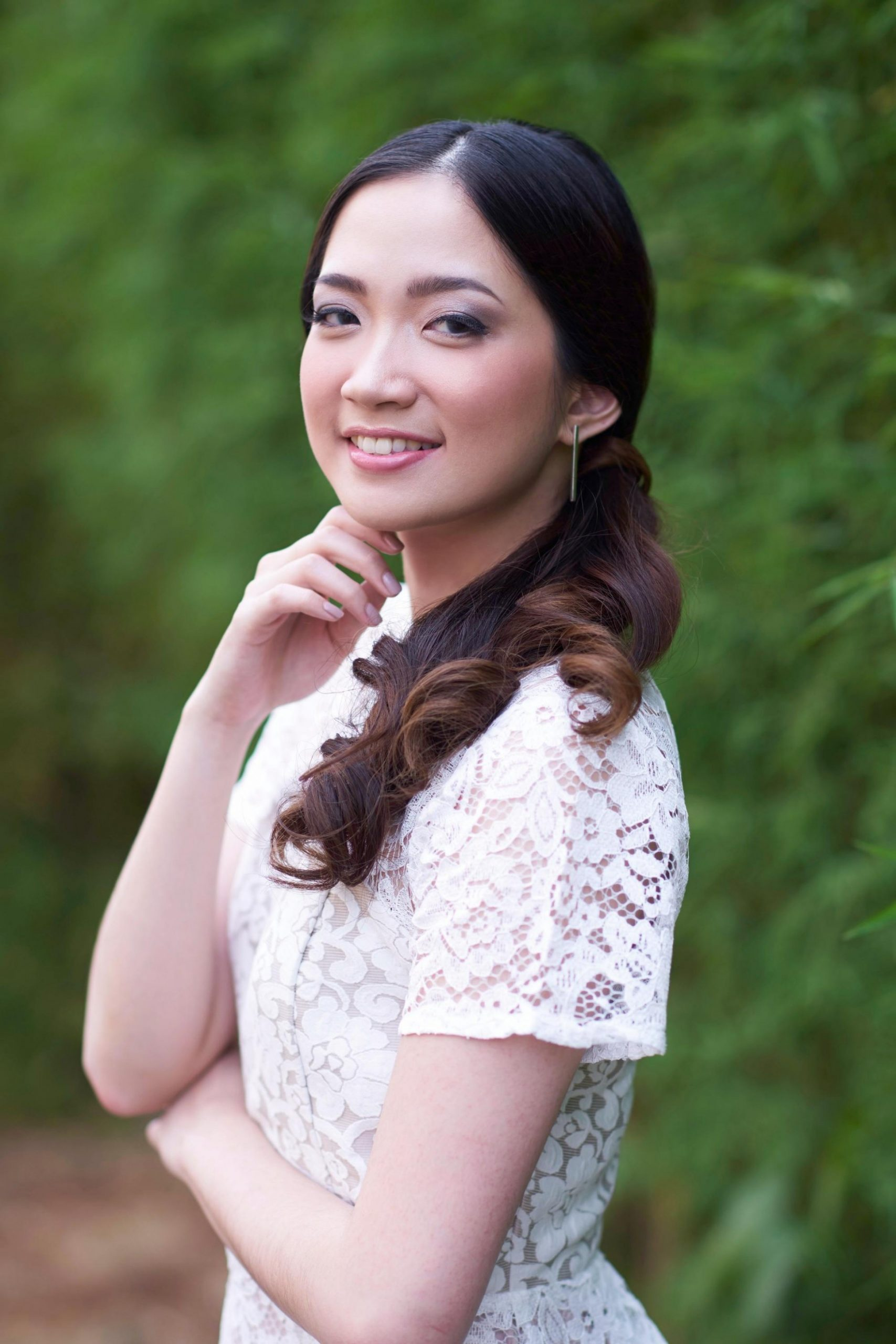 11 Best Graduation Hairstyles For Pinays In 11! Graduation Hairstyles For Curly Hair