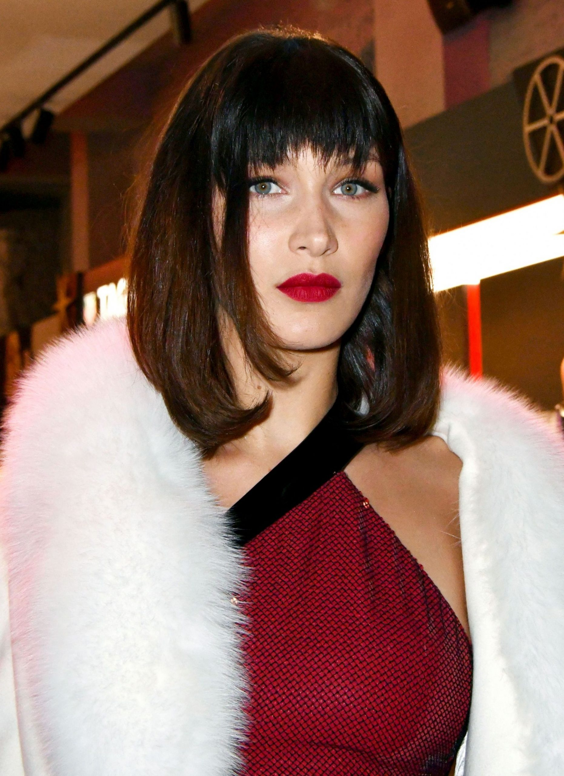 11 Best Hairstyles For Thin And Long Faces In 11 Bob Haircut For Long Face