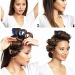 11 Best Hairstyles For Your 11s The Goddess 50S Updo Hairstyles For Long Hair