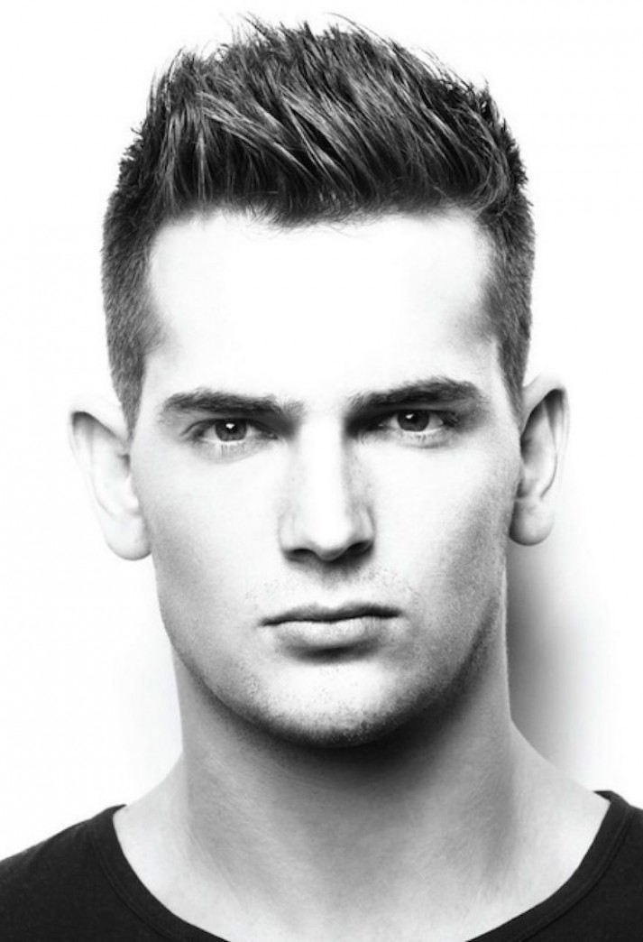 11 Best Mens Hairstyles For Round Faces - Feed Inspiration