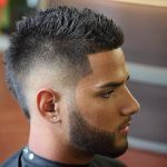 11 Best Mohawk Fade Haircuts For Men That Are Totally Cool Mens Short Mohawk Hairstyles