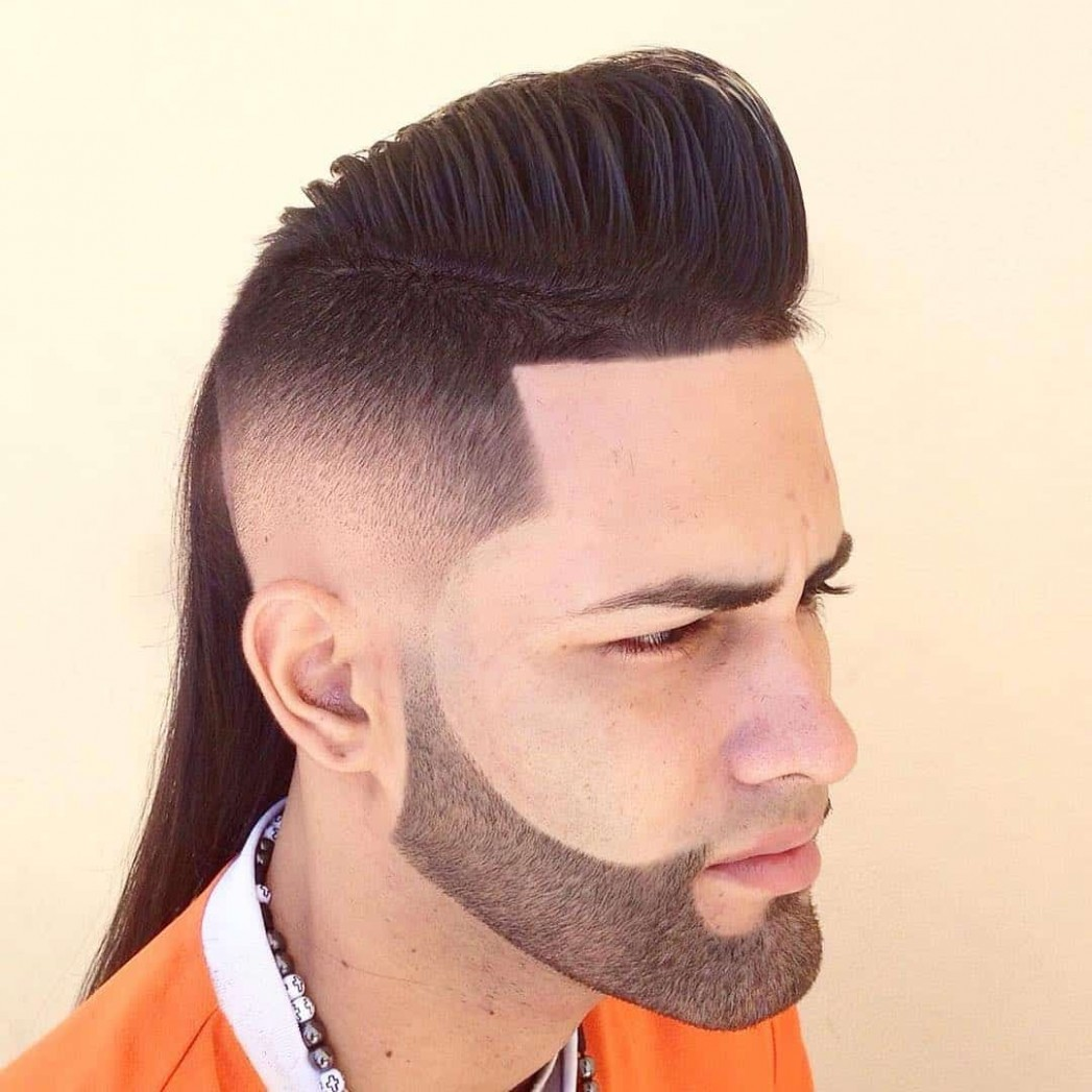 11 Best Mullet Haircut Styles [Express Yourself In 11] A Mullet Hairstyle