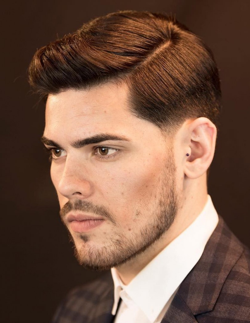 11 Comb Over Haircuts: (Not What You Think!) Long Comb Over
