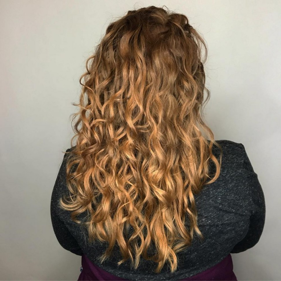 11 Cute Long Curly Hairstyles for 11 - Easy Curly Hair Ideas