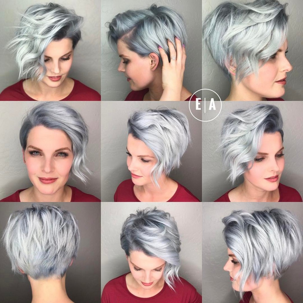 11 Cute Pixie Cuts: Short Hairstyles For Oval Faces PoPular Haircuts Short Hairstyles For Thick Hair And Oval Face