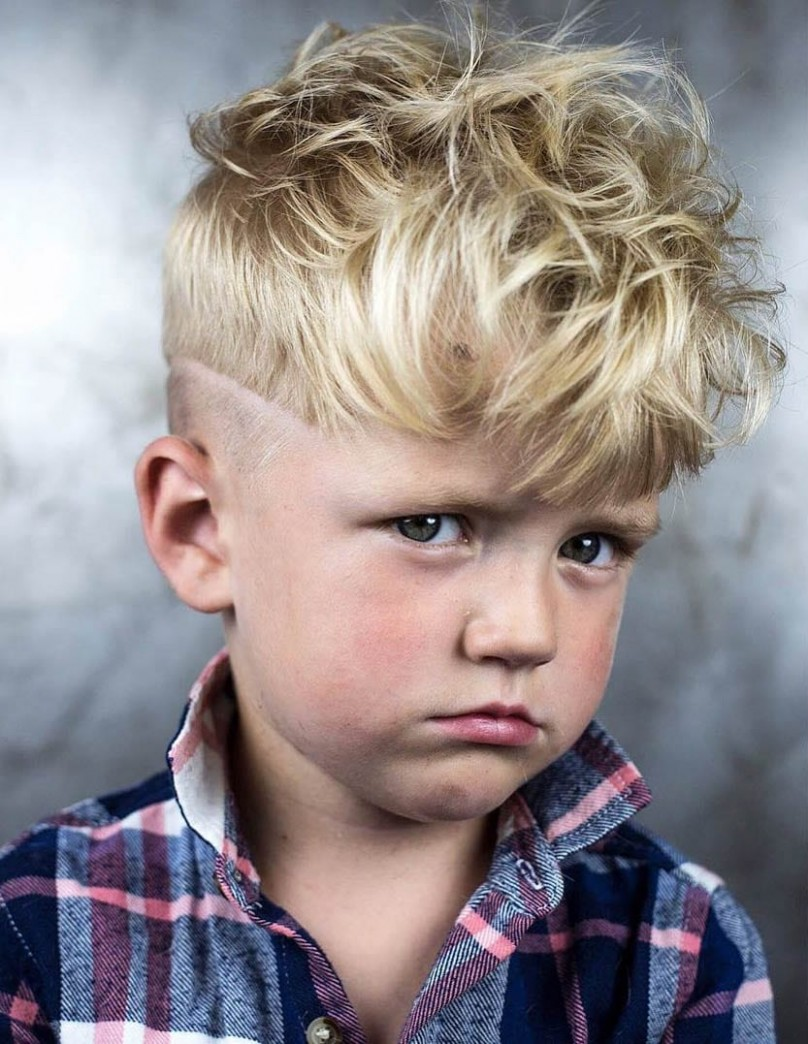 11 Cute Toddler Boy Haircuts Your Kids Will Love Little Boy Long Hairstyles