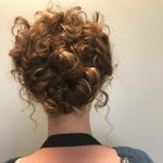 11 Easy & Cute Updos For Curly In Trending In 11 Casual Updos For Curly Hair
