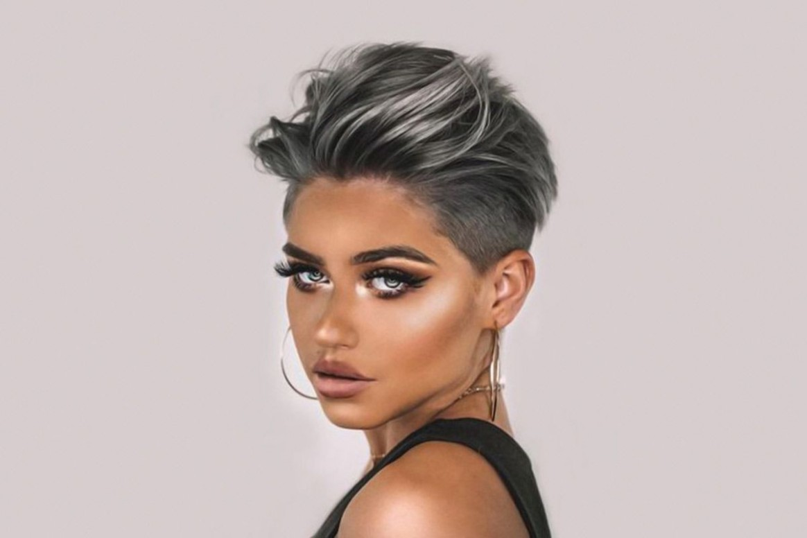 11 Excellent Undercut Hairstyle Ideas For Women LoveHairStyles Long Undercut Female