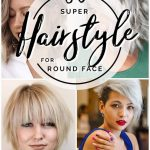 11 Fabulous Hairstyles For Round Faces To Upgrade Your Style In 11 Hairstyles For Women With Fat Faces