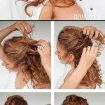 11 Fantastic Hairstyle Tutorials For Short And Naturally Curly Hair Easy Hairstyles For Naturally Curly Hair