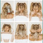 11 Gorgeous Cute Easy Hairstyles For Short Hair In 11 Short Simple Hairstyles For Short Hair