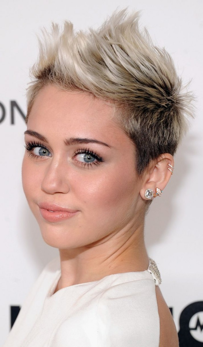11 Gorgeous Mohawk Hairstyles For Women In 11 Short Mohawk Hairstyles