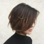 11 Hottest And Trendiest Messy Bobs Worth Trying In 11 Hair Brunette Bob Hairstyles