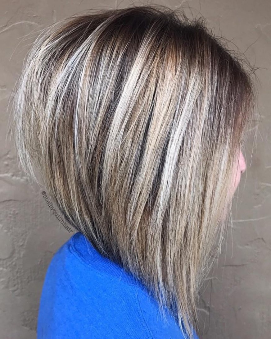 11 Inverted Bob Haircuts Women Are Asking For In 11 Hair Adviser Layered Inverted Bob