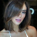 11 Layered Bob Hairstyles To Inspire Your Next Haircut In 11 Brunette Bob Hairstyles