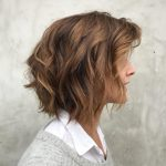 11 Layered Bob Hairstyles To Inspire Your Next Haircut In 11 Textured Bob Haircut