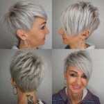 11 Long Pixie Cuts To Make You Stand Out In 11 Hair Adviser Women'S Buzz Cut With Long Bangs