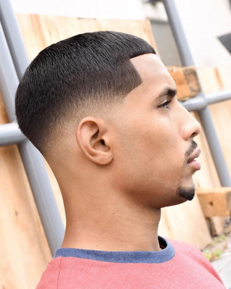 11 Low Fade Haircuts For Stylish Guys > December 11 Update Short Low Fade Haircut
