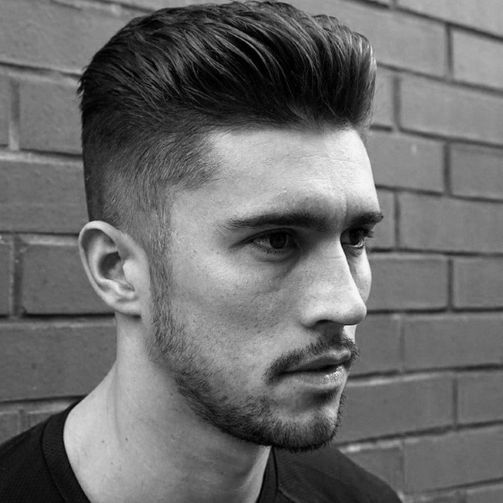 11 Most Attractive Slicked Back Hairstyles For Men Haircuts Short Slicked Back Hair Mens