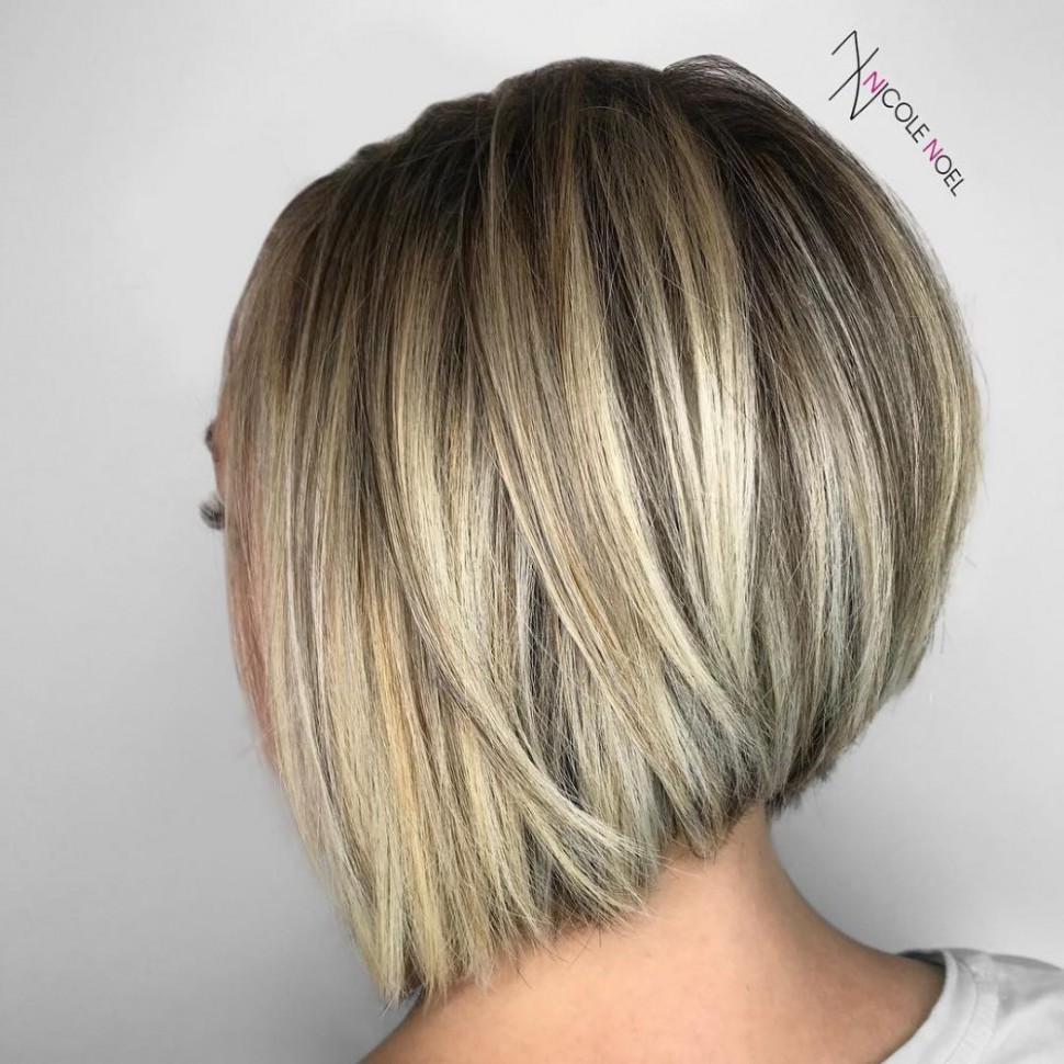 11 Most Flattering Bob Haircuts For Round Faces A Line Haircut For Round Face