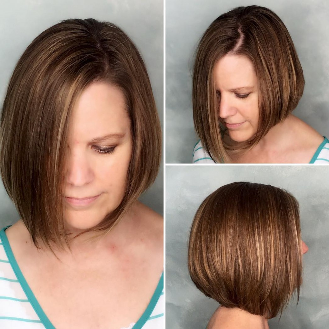 11 Most Flattering Bob Hairstyles For Round Faces 11 Bobs For Round Faces And Thick Hair