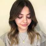 11 Most Flattering Hairstyles For Long Faces To Look Shorter Best Hairstyle For Long Face Big Forehead