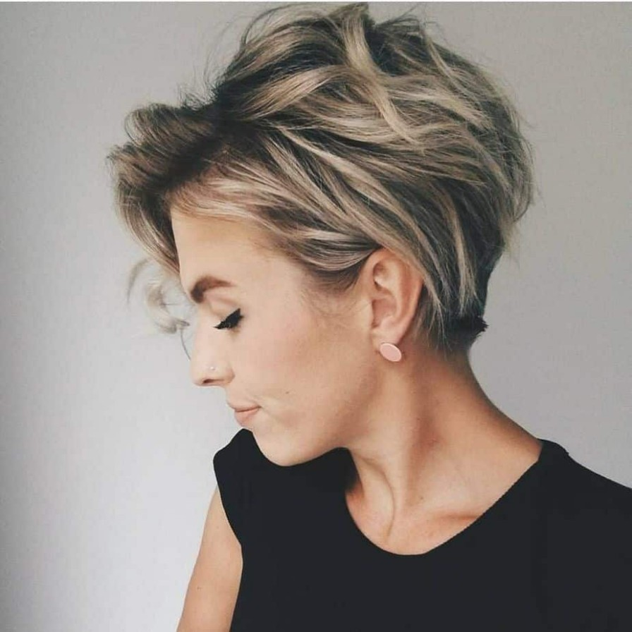 11 Most Ravishing Short Hairstyles 11 Haircuts & Hairstyles 11 Pixie Cuts 2021