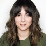 11 Most Trendy And Flattering Bangs For Round Faces In 11 Hadviser Fringe For Round Face