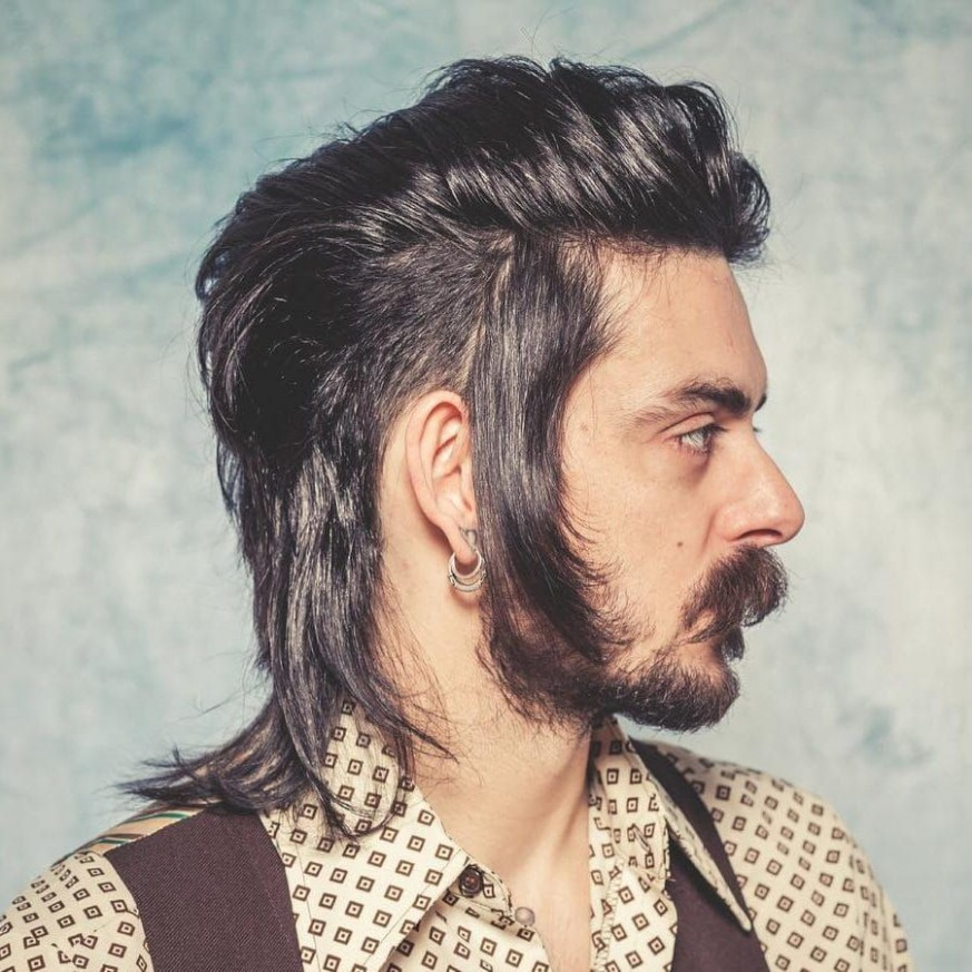 11 Mullet Haircuts That Are Awesome: Super Cool Modern For 11 A Mullet Hairstyle