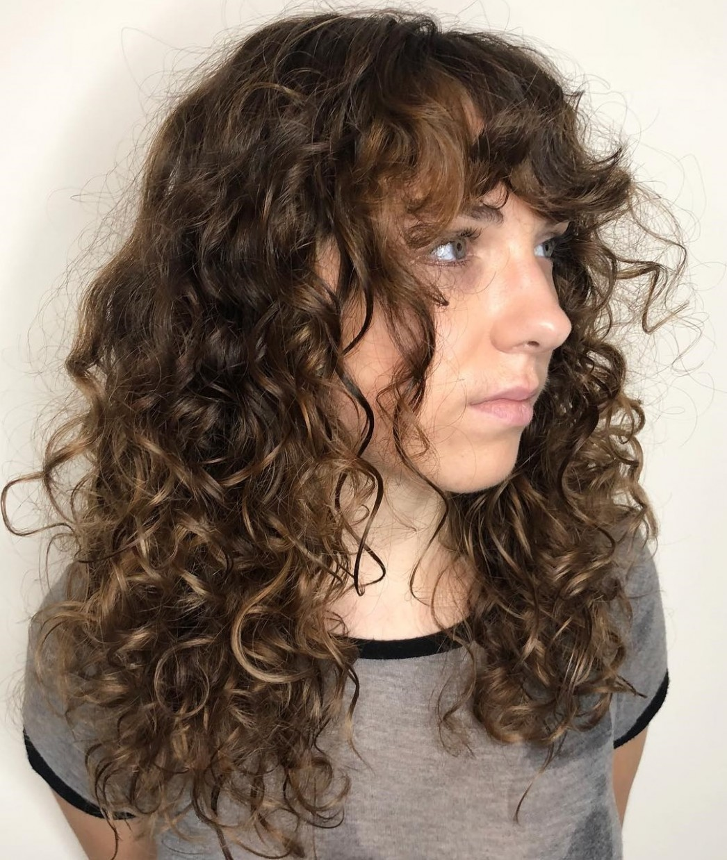 11 Natural Curly Hairstyles & Curly Hair Ideas To Try In 11 Curly Hair Layers Long