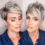 11 Sexiest Short Hairstyles For Women Over 11 In 11 Short Choppy Hairstyles For Over 40