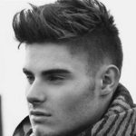 11 Short Back And Sides Long On Top Undercut Hairstyle Mens Haircut Short Sides Long Top