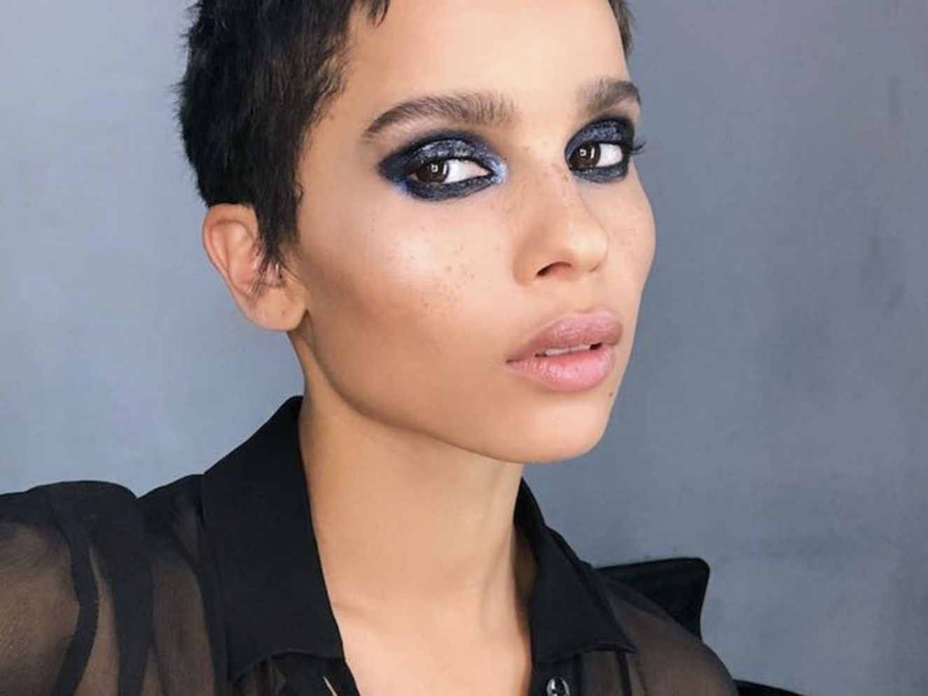 11 Short Natural Hairstyles To Inspire Your Next Look 90S Short Hairstyles Female