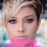 11 Short Pixie Hairstyles Round Face Discover Beauty, Decoration Pixie Cut For Round Face