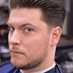 11 Slicked Back Hairstyles: A Classy Style Made Simple Guide Short Slicked Back Hair Mens