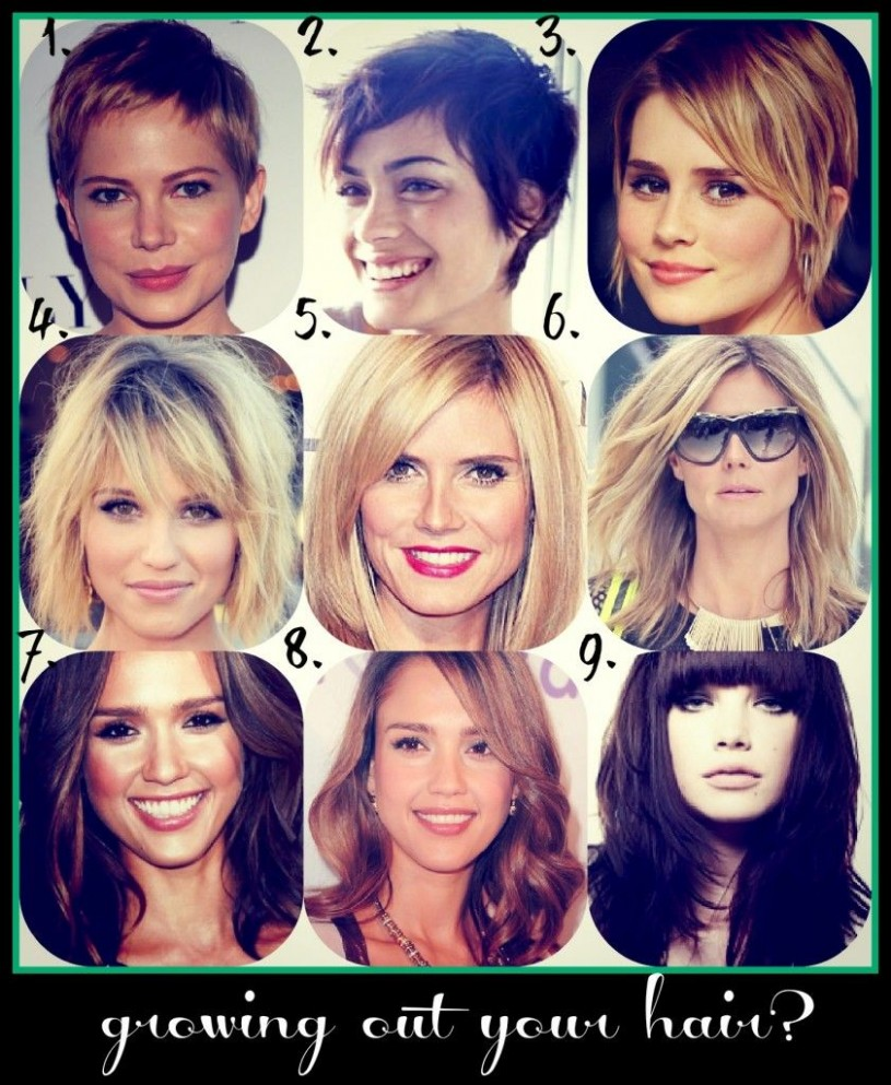 11 Stages Of Growing Short Hair, With Tips On How Your Hairdresser Growing Out A Pixie Cut Timeline