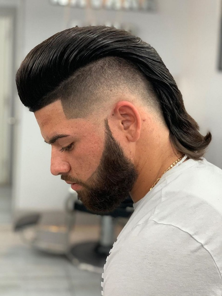 11 Stylish Modern Mullet Hairstyles for Men