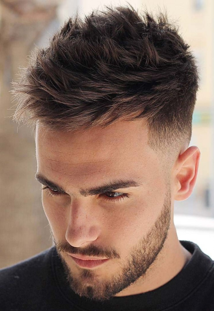 11 Textured Men's Hair for 11 – The Visual Guide