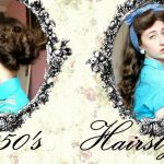 12 12's HAIRSTYLES FOR LONG HAIR 1950S Long Hairstyles