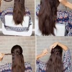 12 Amazing Half Up Half Down Hairstyles For Long Hair The Goddess Down Hairstyles For Long Hair