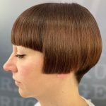 12 Badass Undercut Bob Ideas You CAN'T Say No To Hair Adviser Bob With Shaved Back