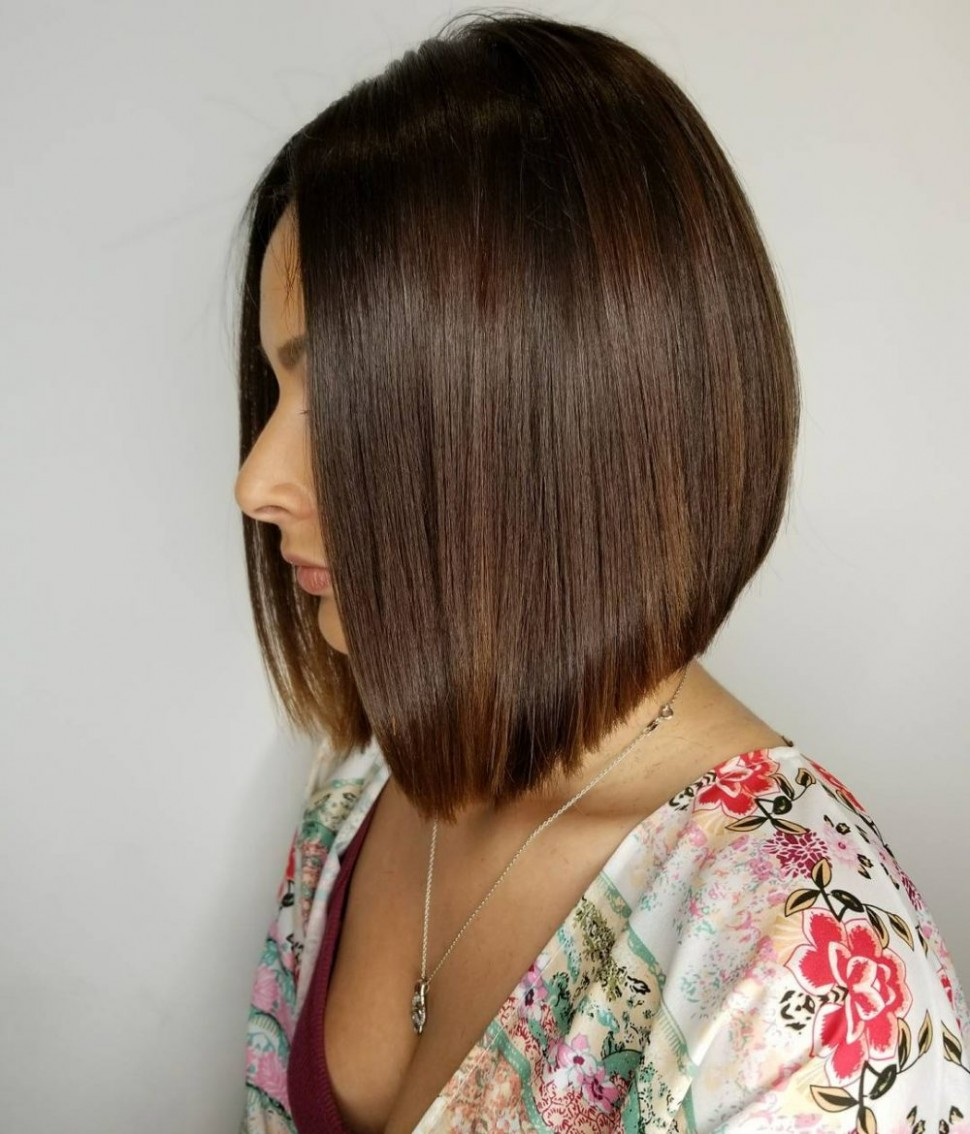 12 Best Hairstyles For Square Faces In 12 Bob For Square Face