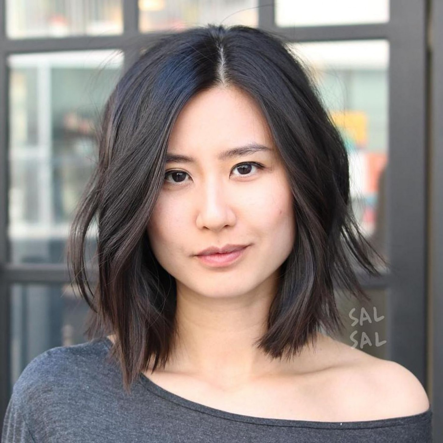 12 Best Hairstyles For Square Faces Rounding The Angles Haircut Bob For Square Face