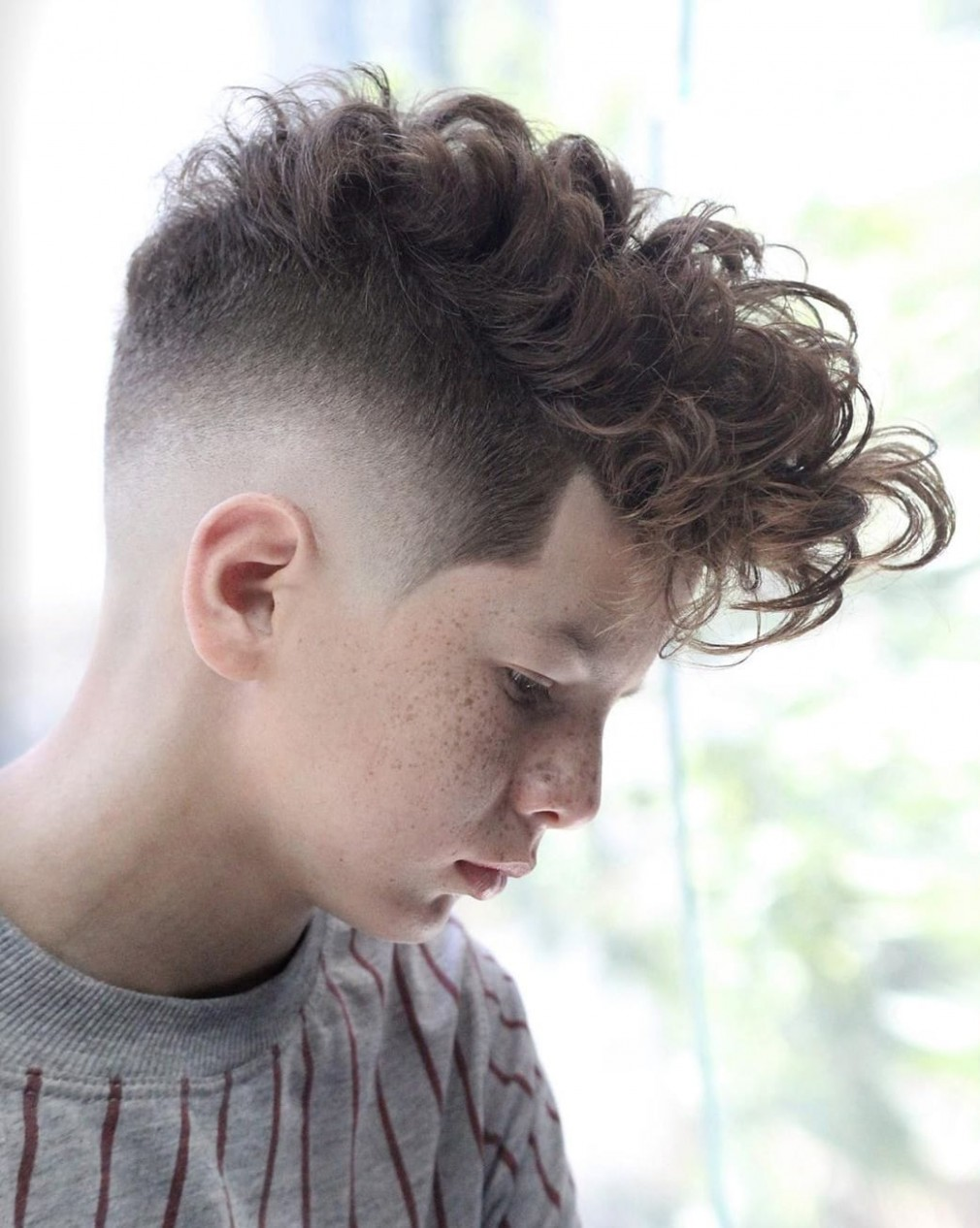12 Best Hairstyles For Teenage Boys The Ultimate Guide 12 Hairstyles For Teenage Guys With Curly Hair