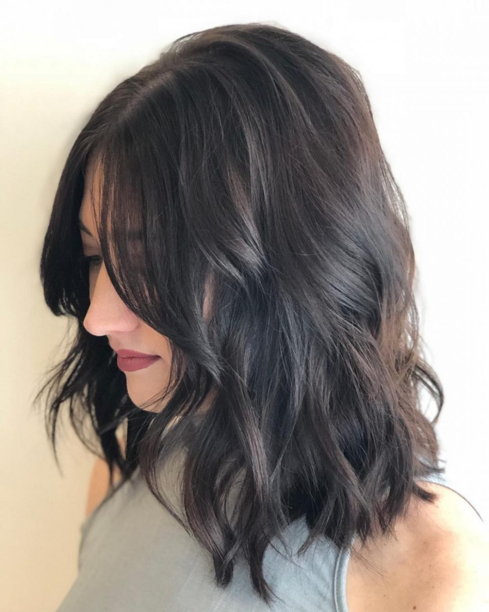 12 Best Hairstyles For Thick Hair & Trending Thick Haircuts In 12 Best Haircut For Thick Frizzy Hair