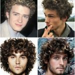 12 Best Justin Timberlake's Hairstyles Of All Time The Trend Spotter 90S Curly Hairstyles